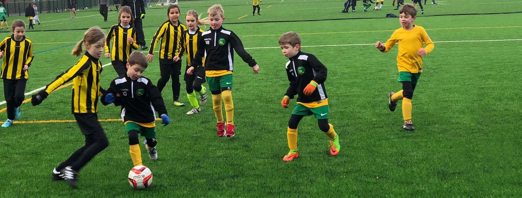 Mini Soccer - ...For 4 to 10 Year Old Future Stars